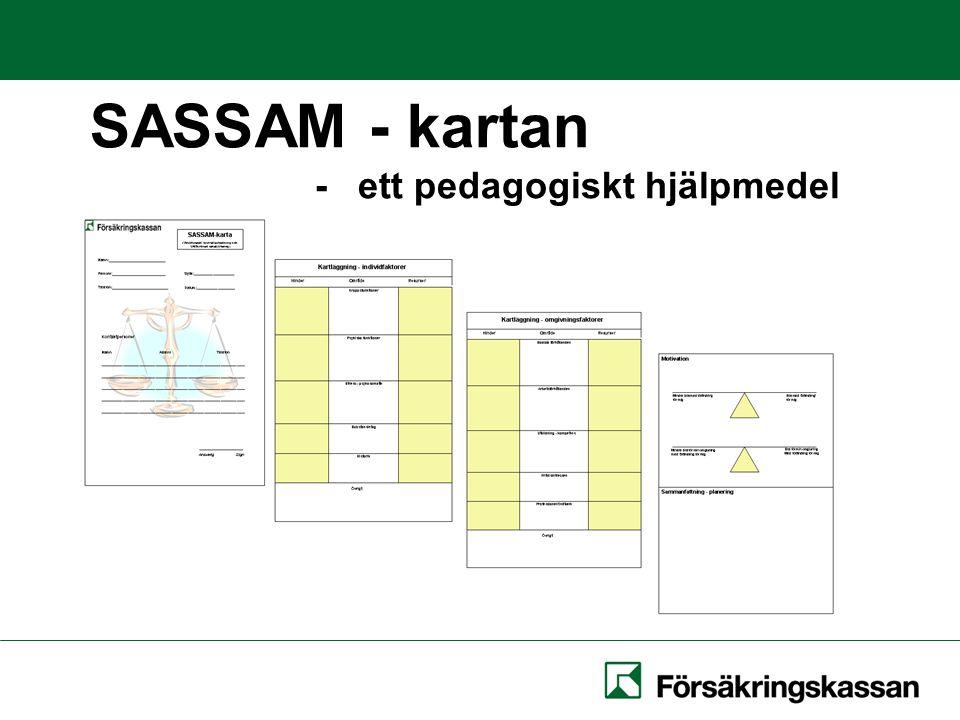 SASSAM - kartan - ett pedagogiskt hjälpmedel