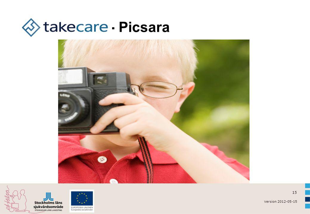 v ersion 2012-05-15 15 TakeCare - Picsara