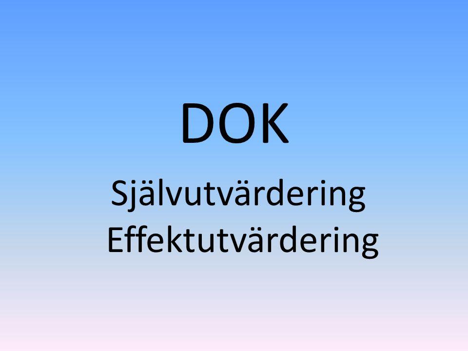 DOK Bortfall