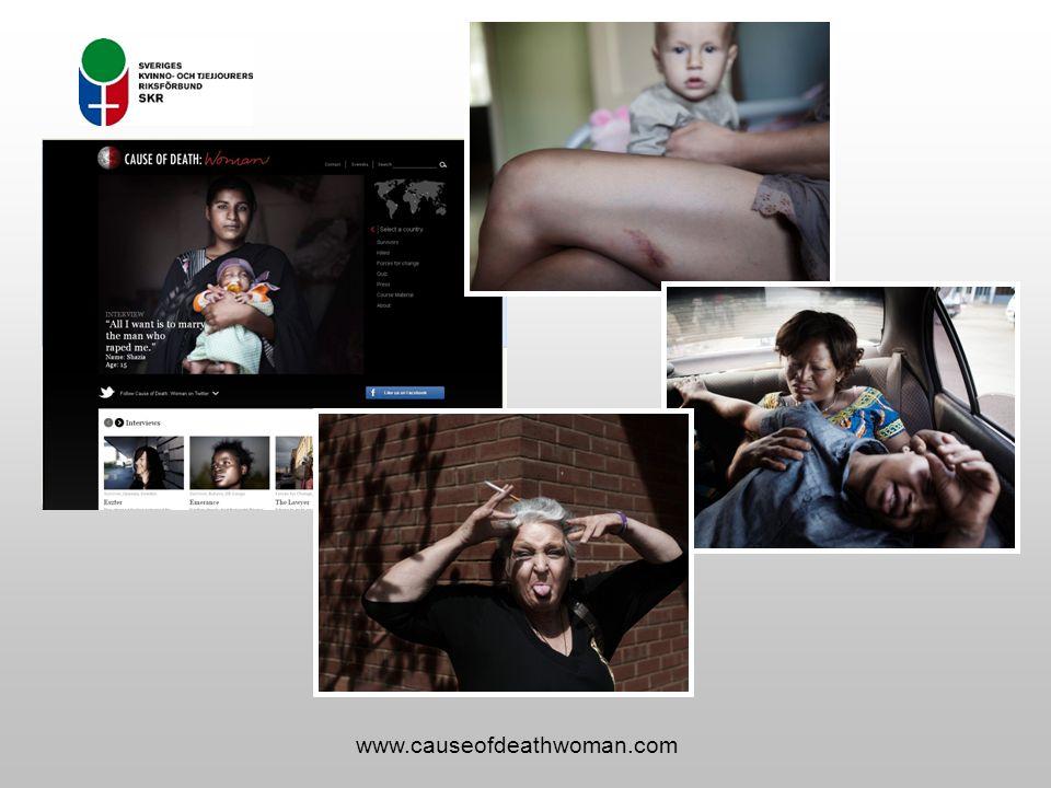 www.causeofdeathwoman.com