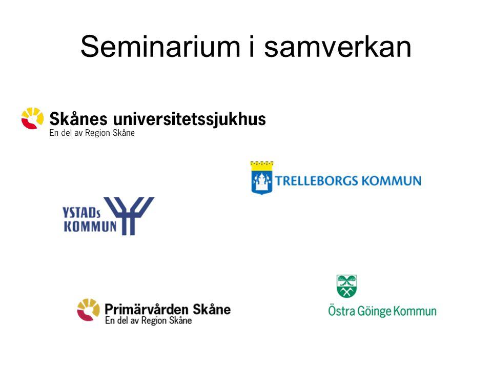 Seminarium i samverkan