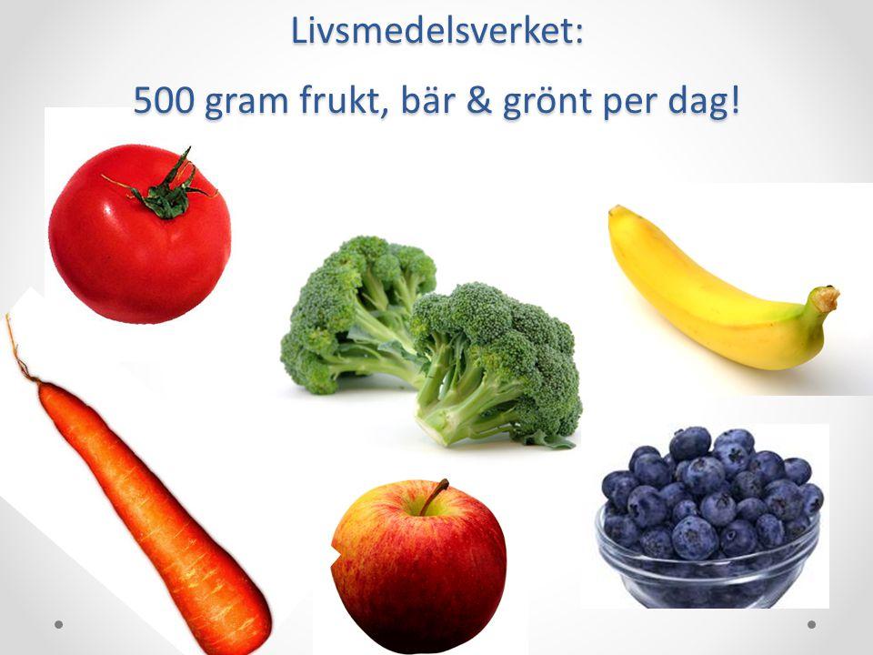 Generella kostråd Se till att du vid varje större måltid får i dig: Protein – från kött, fisk, ägg, kyckling, mjölk, ost, skinka, bönor, linser, chiafrön, hampafrön, sojabönor Kolhydrater – från frukt, bär, ris, bulgur, potatis, havre, bovete, bönor, linser, müsli Fett – från nötter, frön, oliver, oljor, fisk, ost, mjölk, kokos Vitaminer & antioxidanter – från grönsaker, nötter, bär, frukt, torkad frukt