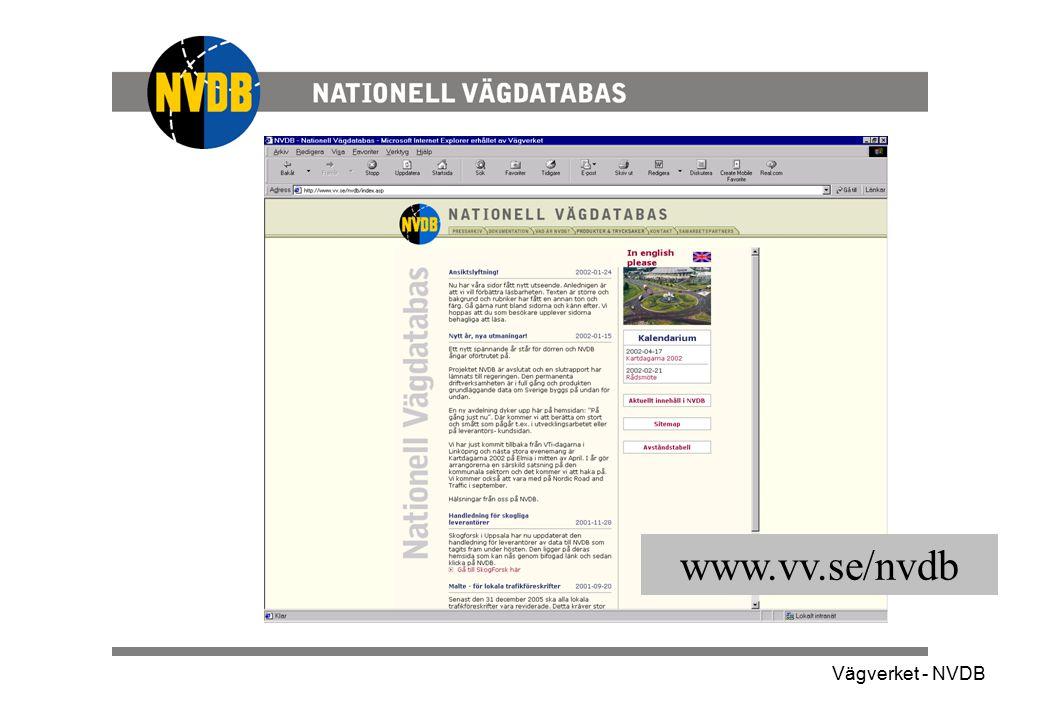 www.vv.se/nvdb