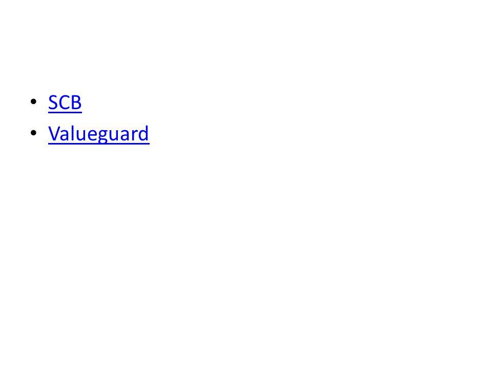 SCB Valueguard