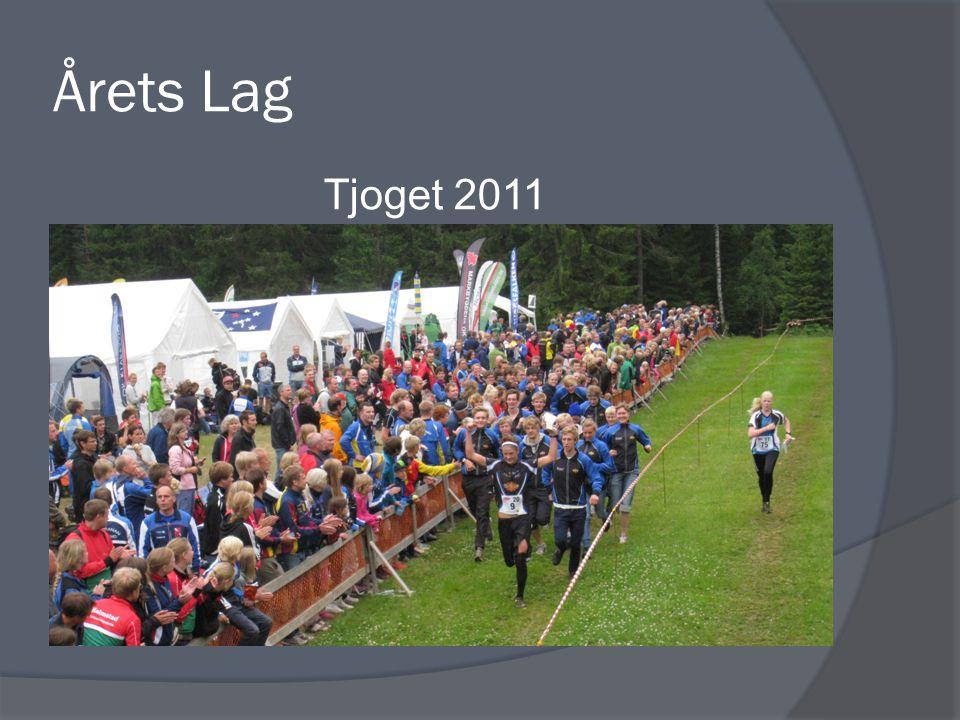 Årets Lag Tjoget 2011