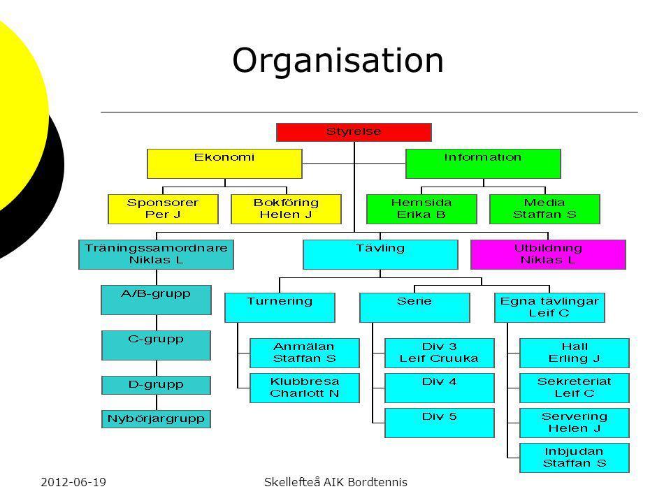 2012-06-19Skellefteå AIK Bordtennis Organisation