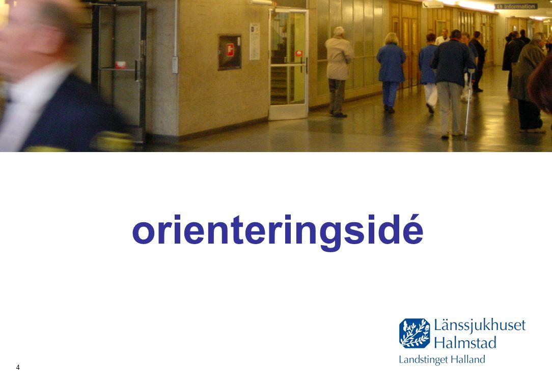 Hälsa Sjukvård Tandvård 4 orienteringsidé