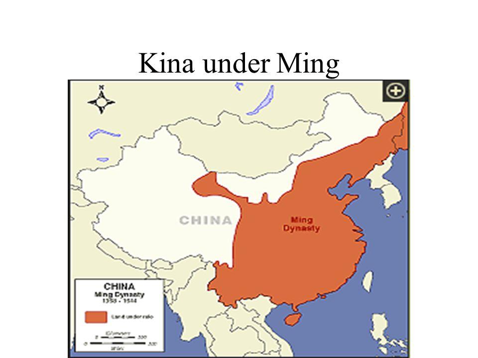 Kina under Ming