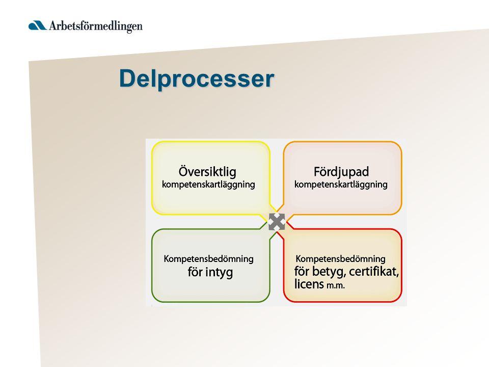 Delprocesser