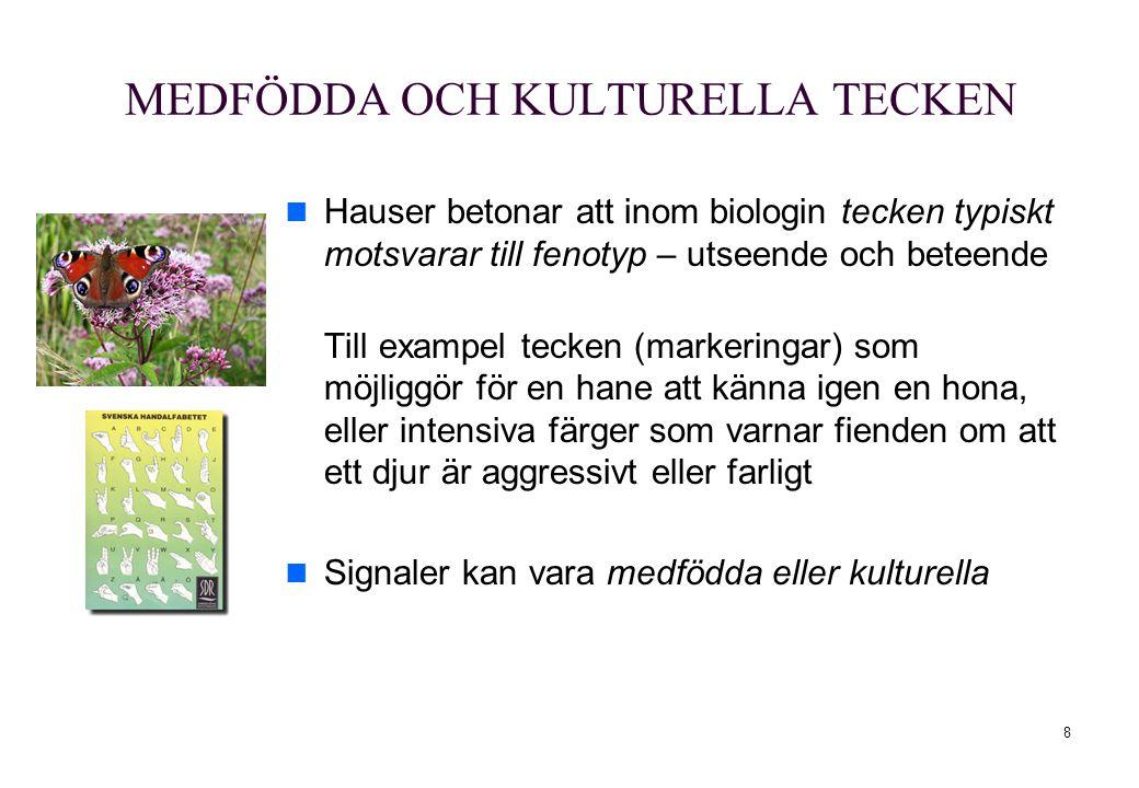 39 VETENSKAPSTEORETISKA TRADITIONER NUTIDEN...