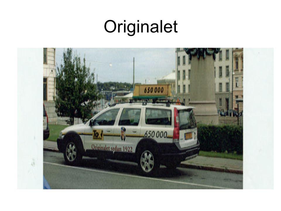 Originalet