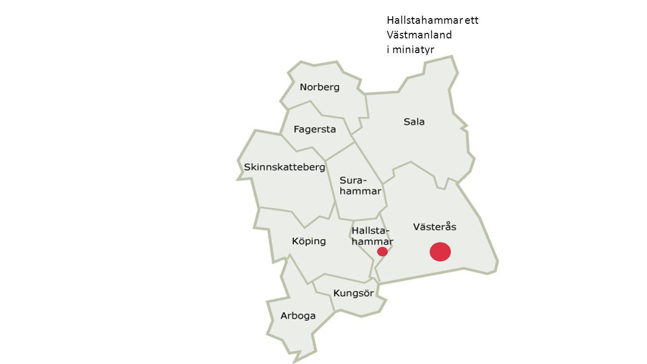 Hallstahammar ett Västmanland i miniatyr