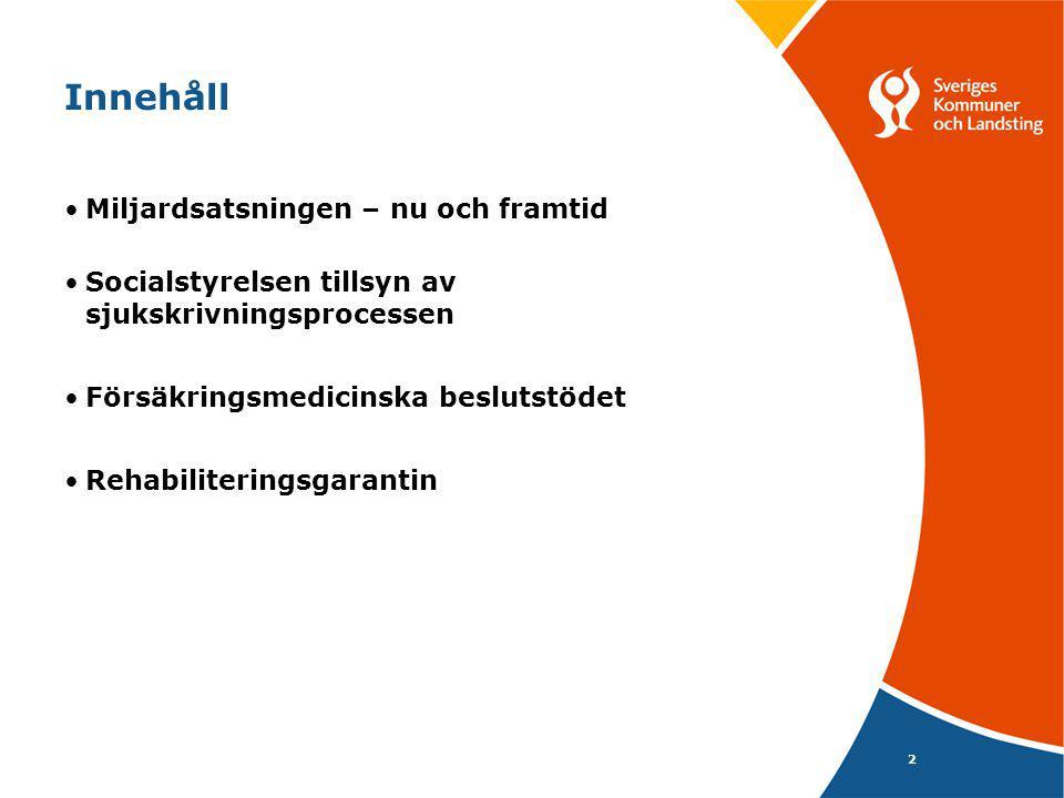 23 Svenska Kommunförbundet och Landstingsförbundet i samverkan Rehabiliteringsgarantin 2009-2010 Evidens enligt SBU rapporter Försäkringsmedicinskt beslutstöd Socialstyrelsens nationella riktlinjer -behandling av depression och ångestsjukdom -vård av rörelseorganens sjukdomar