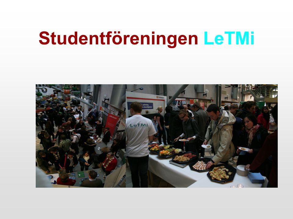 Studentföreningen LeTMi