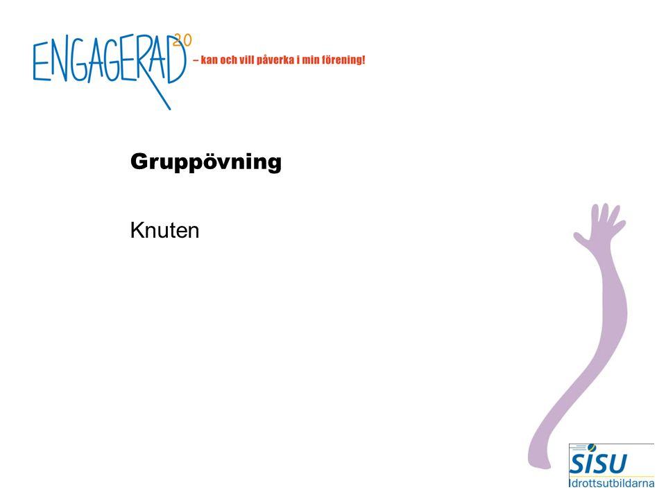 Gruppövning Knuten