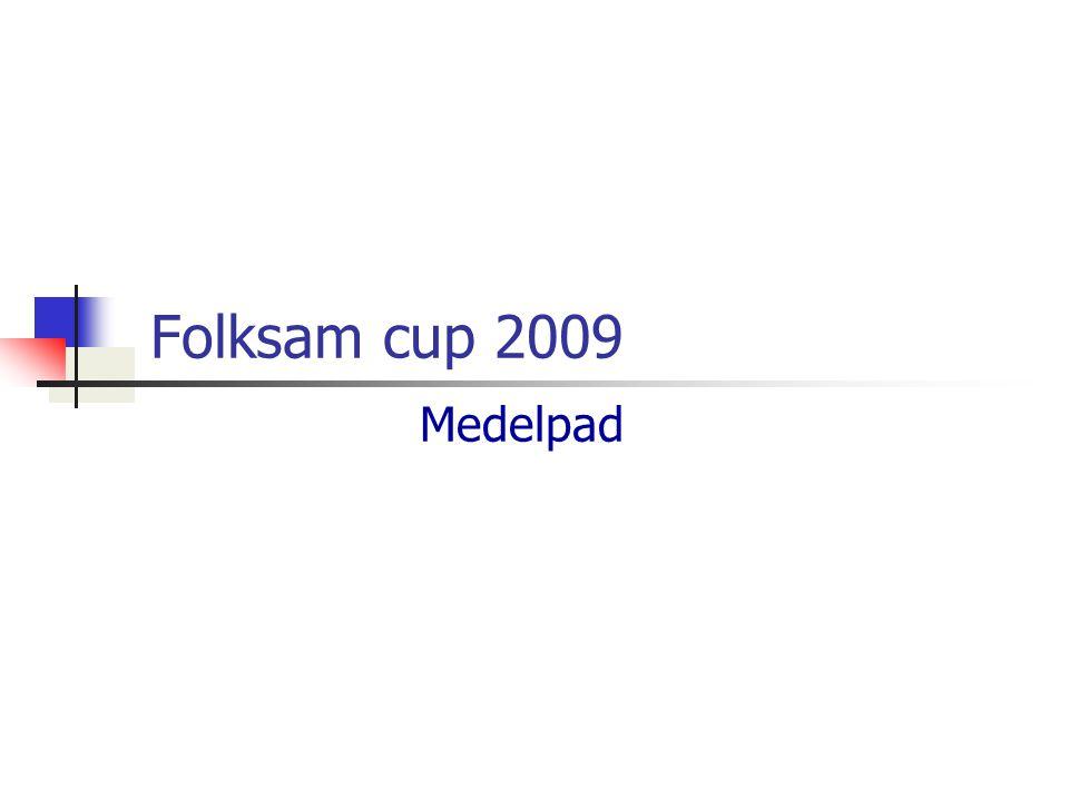 Folksam cup 2009 Medelpad