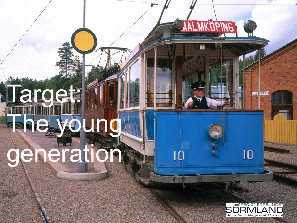 Target: The young generation