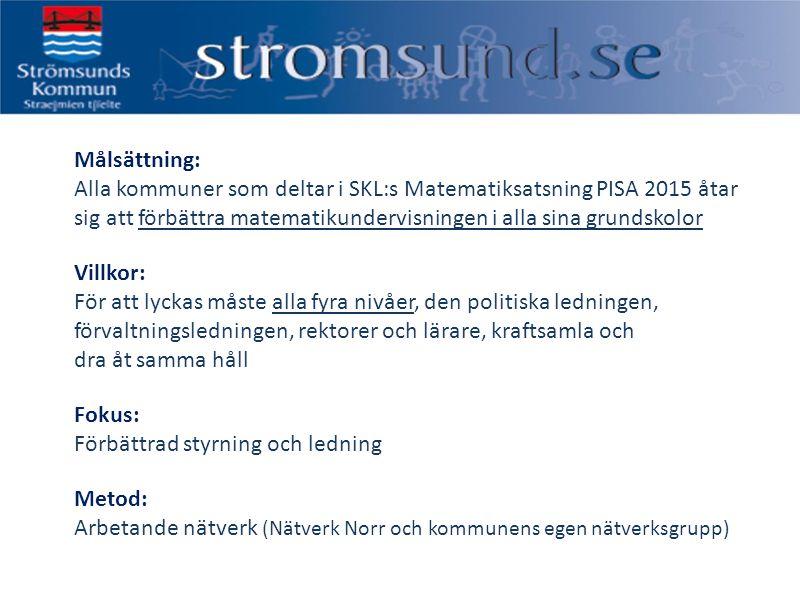 Samverkan med Mittuniversitetet kring lärarutbildningen Regionförbundet Jämtlands län och dess samordningsorgan för länets skolfrågor BUZ har under 2013 påtalat behovet av lärarutbildning.