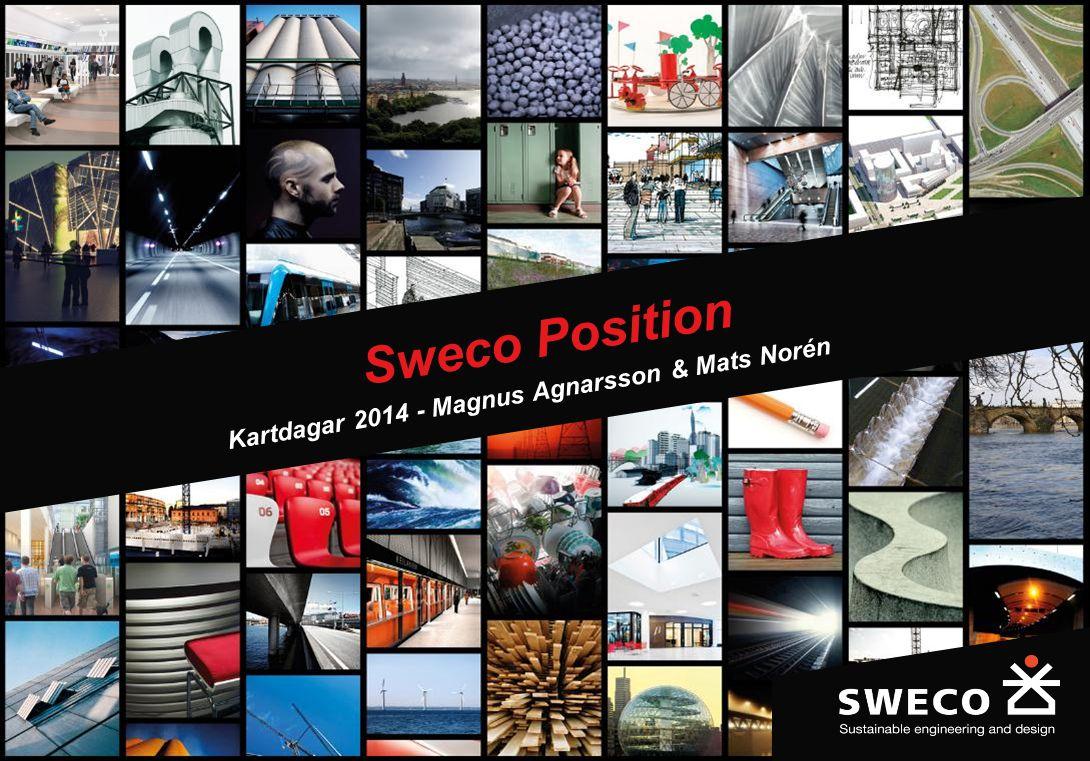 1 Sweco Position Kartdagar 2014 - Magnus Agnarsson & Mats Norén