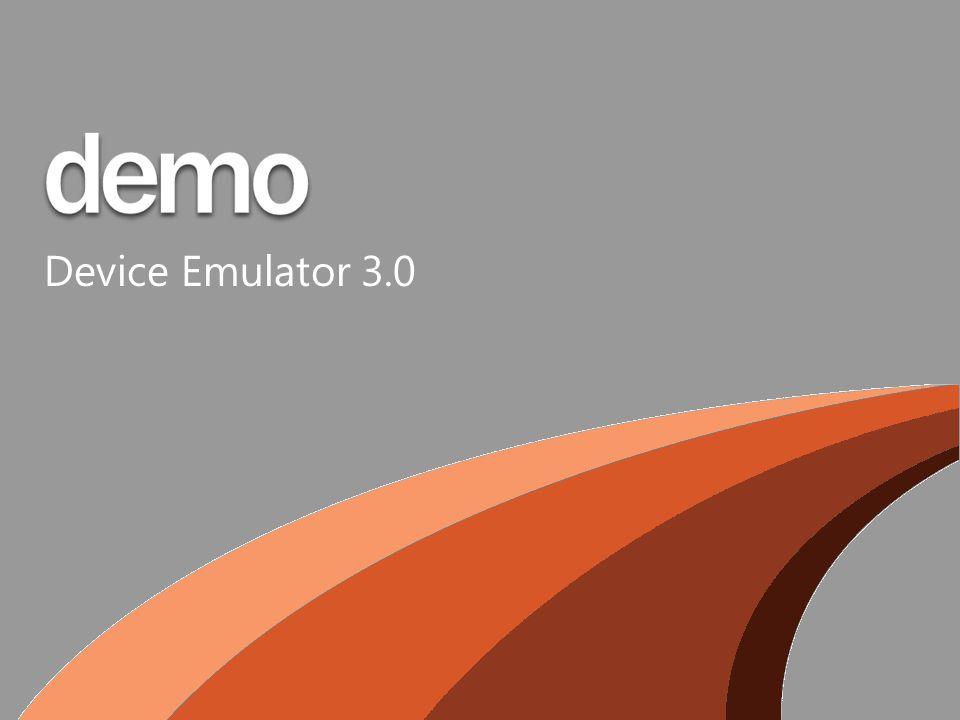 Device Emulator 3.0