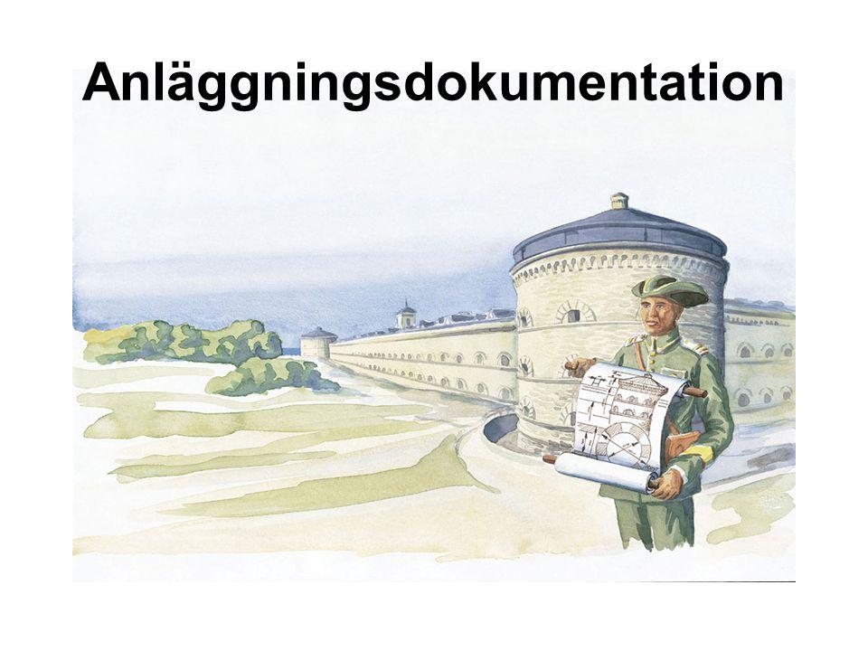 TinfLog Presentation Kurt Nyström Ansvarig för anläggningsdokumentation vid FMV KE LogTinfo/RM, Arboga