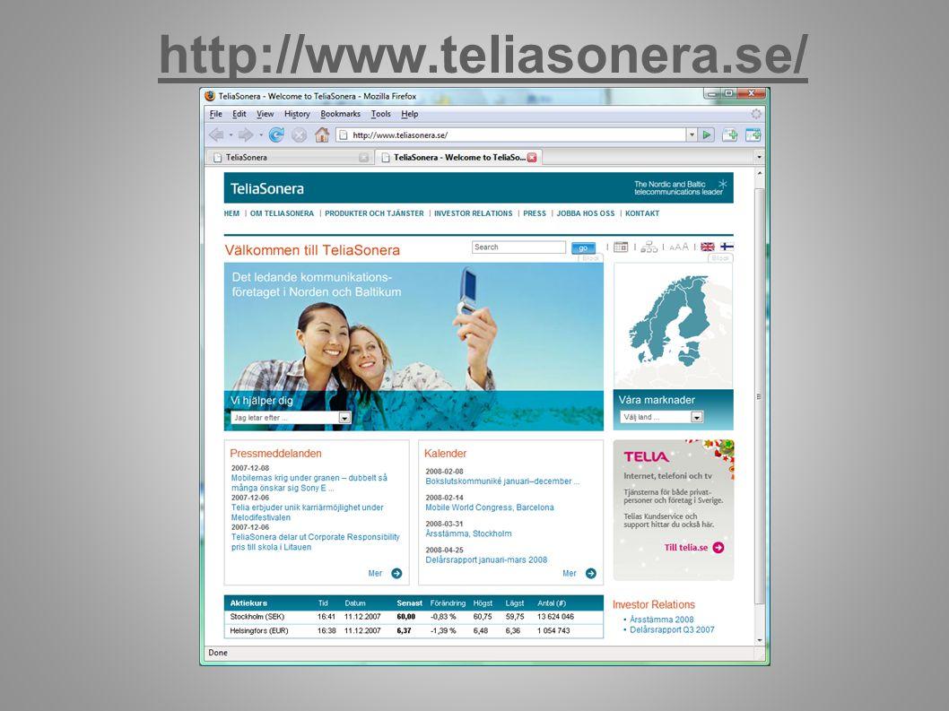 http://www.teliasonera.se/