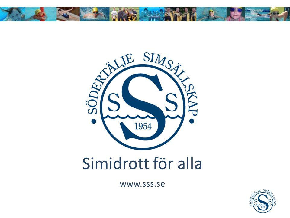 Simidrott för alla www.sss.se
