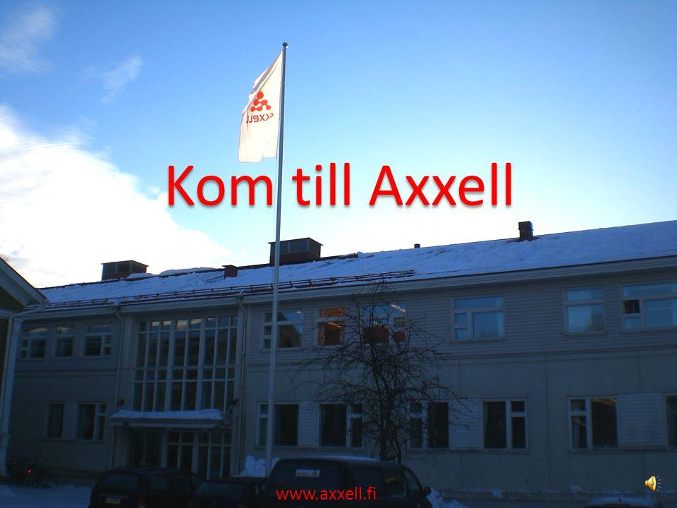 Internat Fina utrymmen 100€/mån om man delar rum Nära skolan 180€/mån om man bor ensam www.axxell.fi