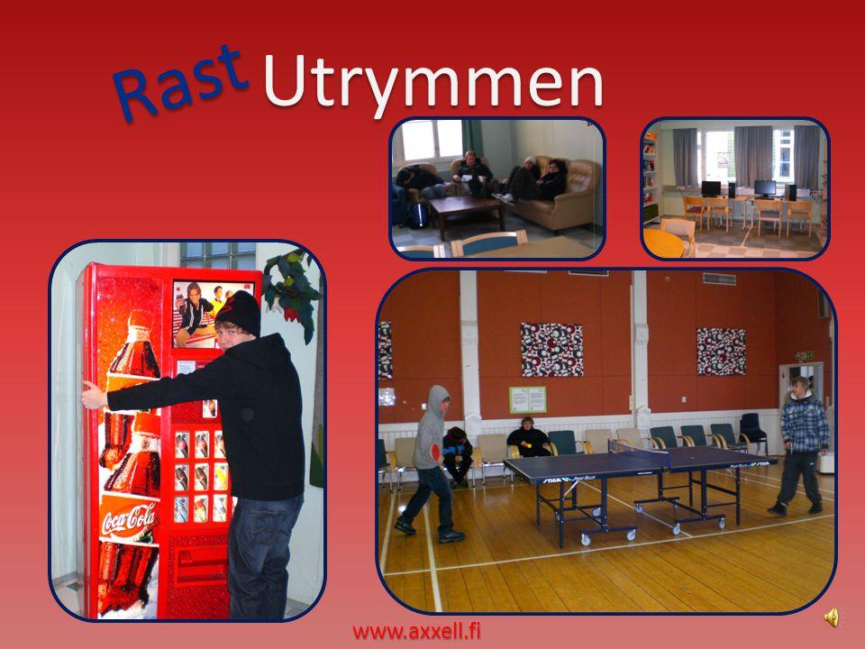 Utrymmen Rast www.axxell.fi