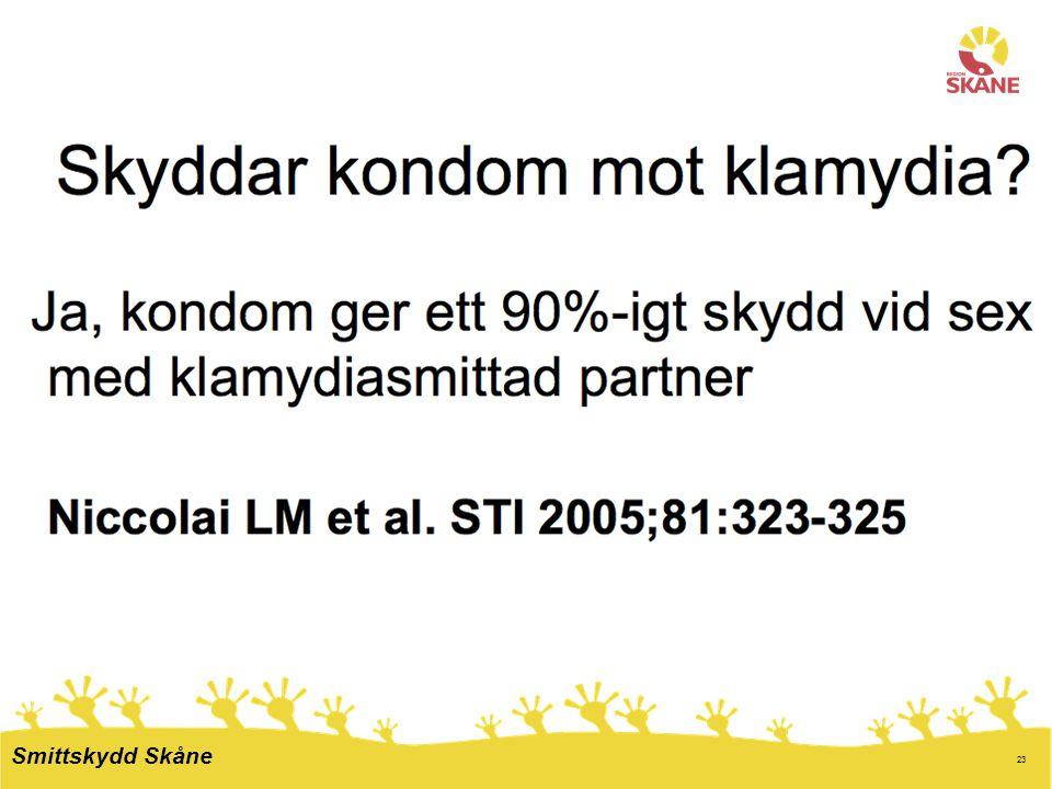 23 Smittskydd Skåne