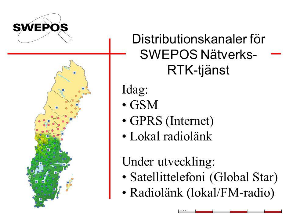 GSM-avgifter för SWEPOS- abonnemang: A= Telia Telematik, B=Vodafone A B Inträdesavgift (kr) 0 195 Månadsavgift (kr) 48 105 Uppkopplingstid (kr/min) 0.53 0.67 Öppningsavgift (kr/samtal) 0,22 0 Taltrafik (kr/min) 10.00 .