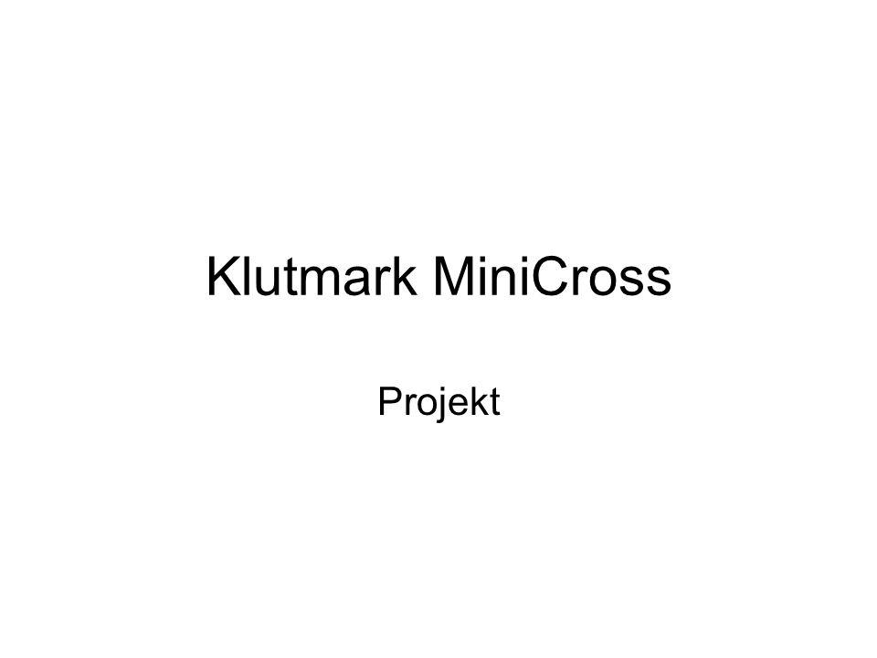 Klutmark MiniCross Projekt