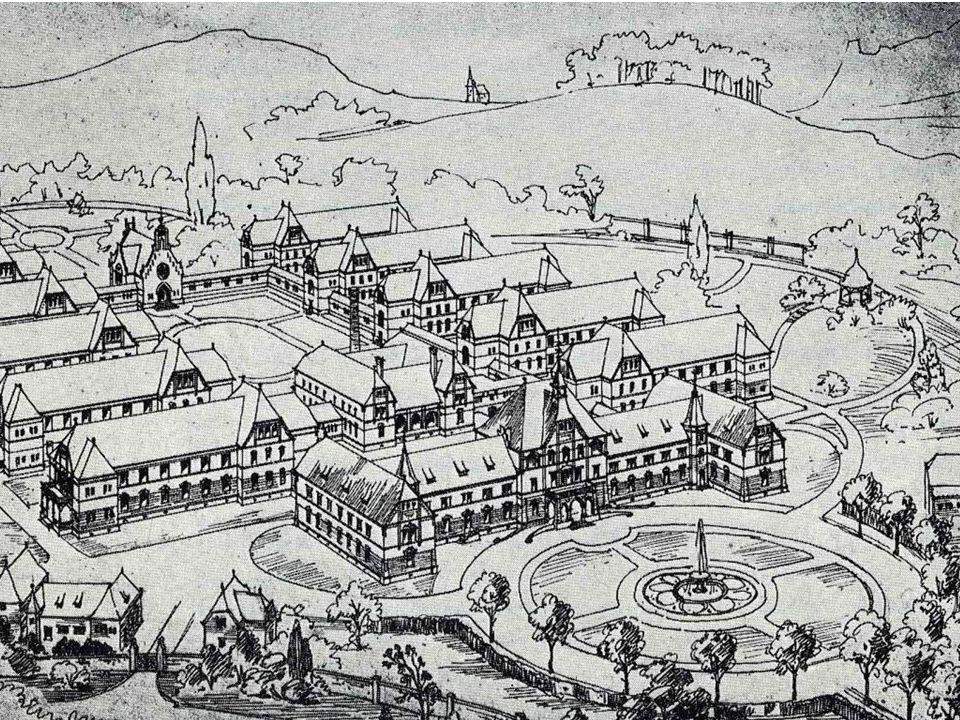 Göteborgs kommun Sjukvårdsförvaltningen Dispositions- och Utbyggnadsplan för Sahlgrenska sjukhuset 1968