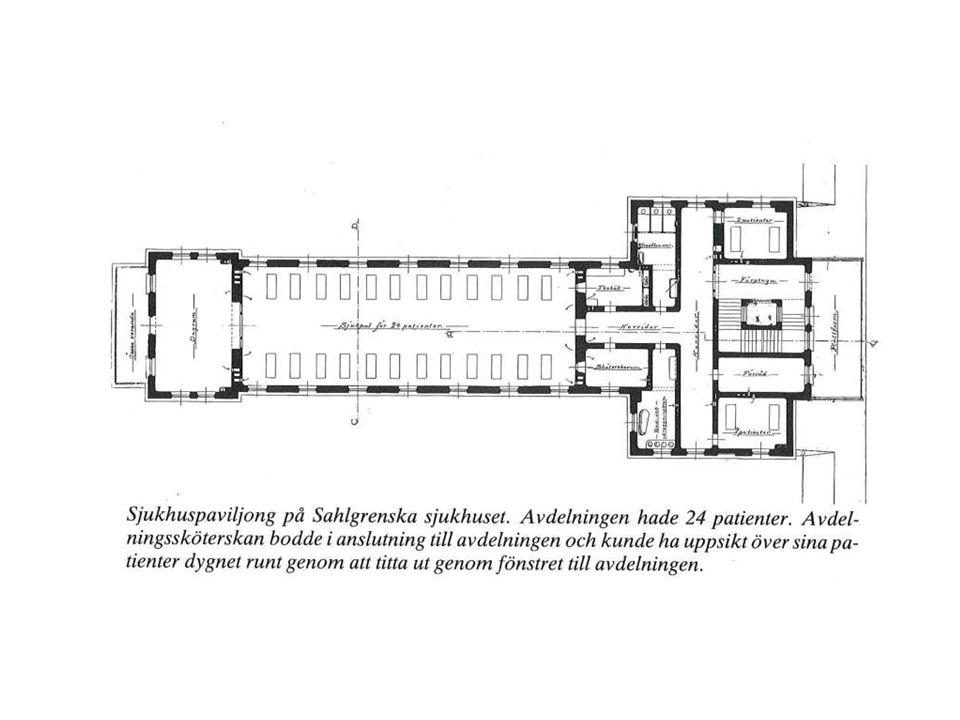Utbyggnadsplan - planeringsarbete i nära samarbete mellan landstingets Planeringsavdelning med ansvar för verksamhetsutvecklingen, dess funktionskrav, lokalbehov, samband och disposition och Byggnadsavdelning med ansvar för byggnadsstruktur, teknik, planfrågor, utbyggnadsmöjligheter, arkitektur och utformning