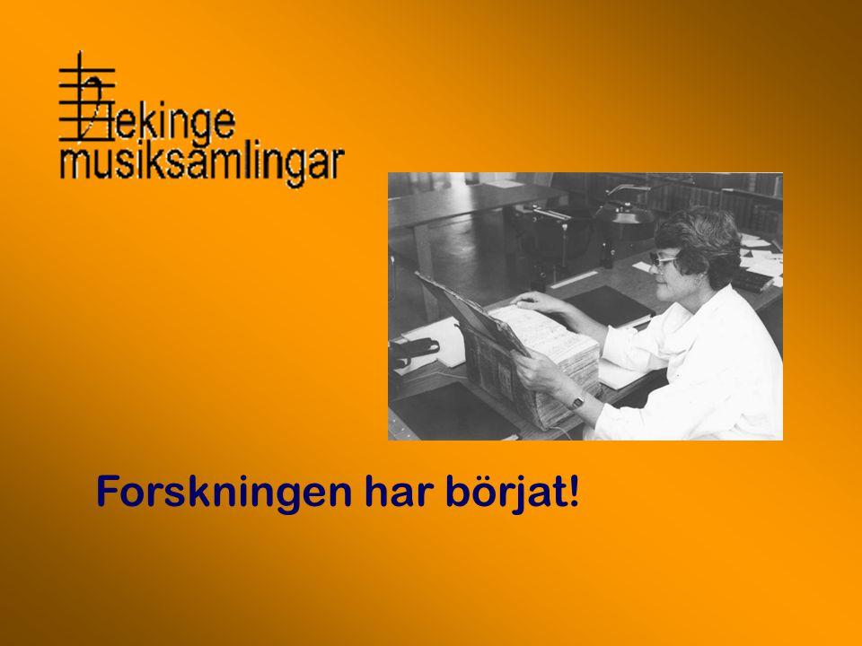 Den 27 februari 1978 spelades Sven Loberg in på kassett och inter- vjuades av Lena Dal- qvist och Eva Liljedahl som också tog bilden.
