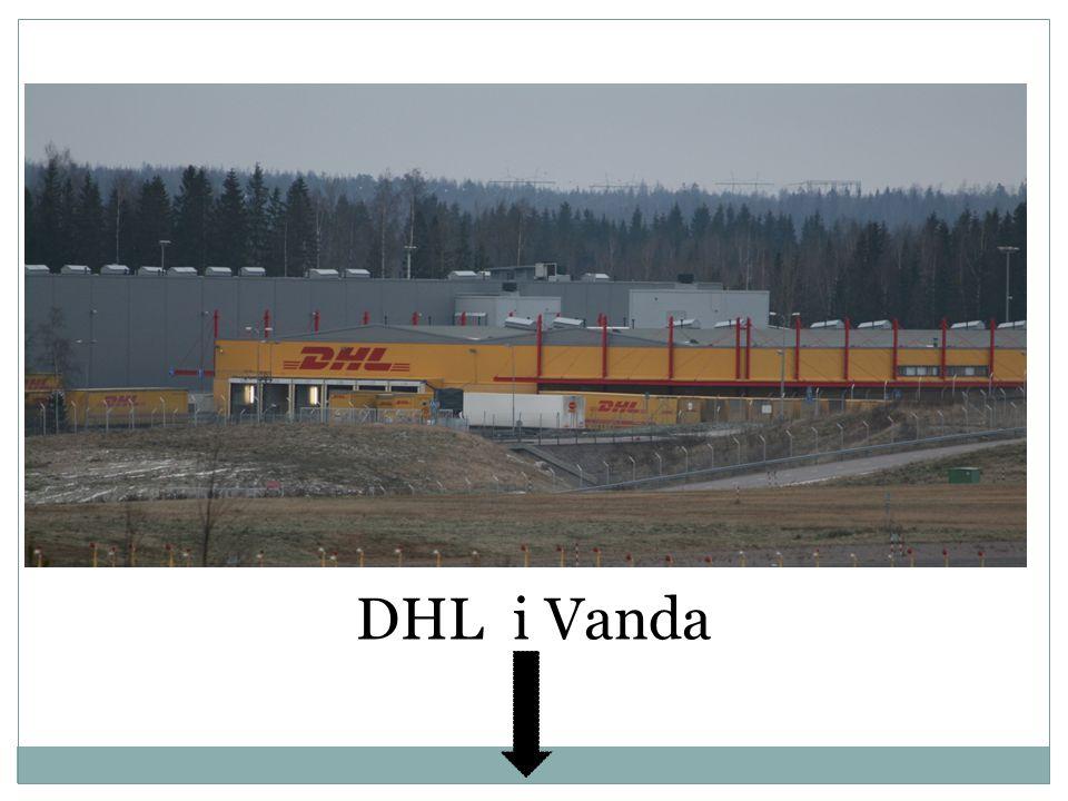 DHL i Vanda