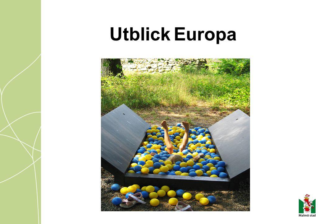 Vad är Utblick Europa.Utblick Europa är ett ledningsarbete och en omvärldsorientering.