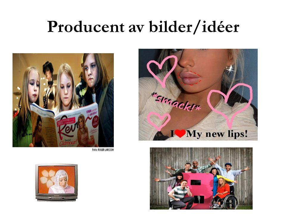 Producent av bilder/idéer