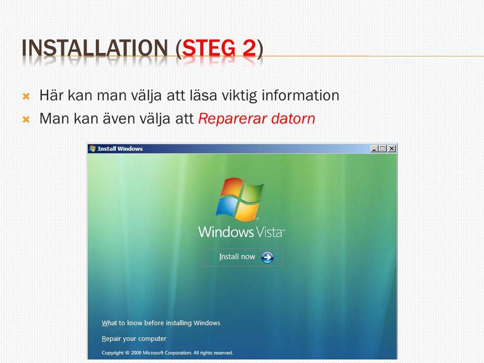  Välj hur du vill konfigurera Windows Update
