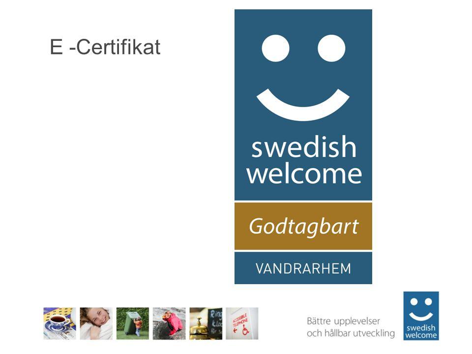 E -Certifikat