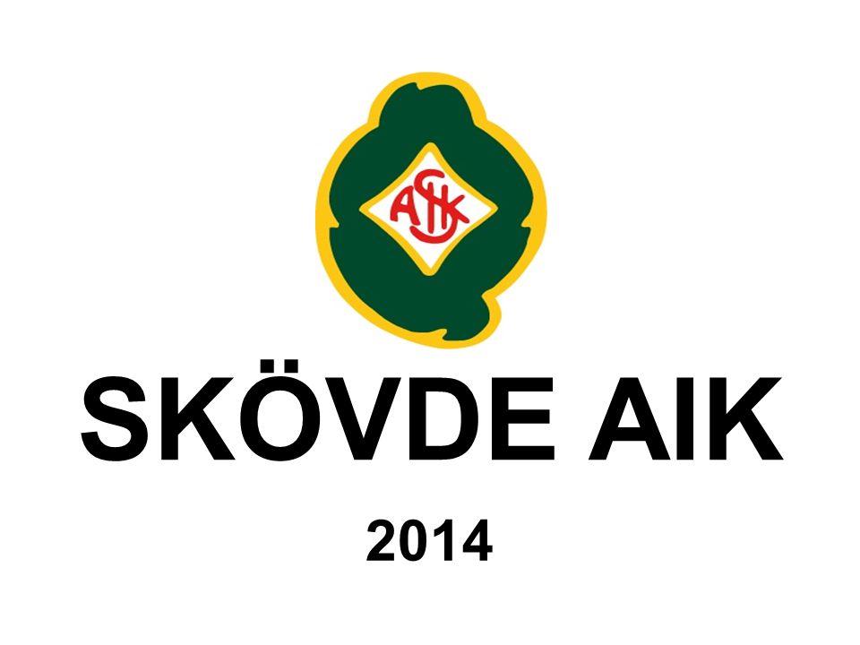 SKÖVDE AIK 2014