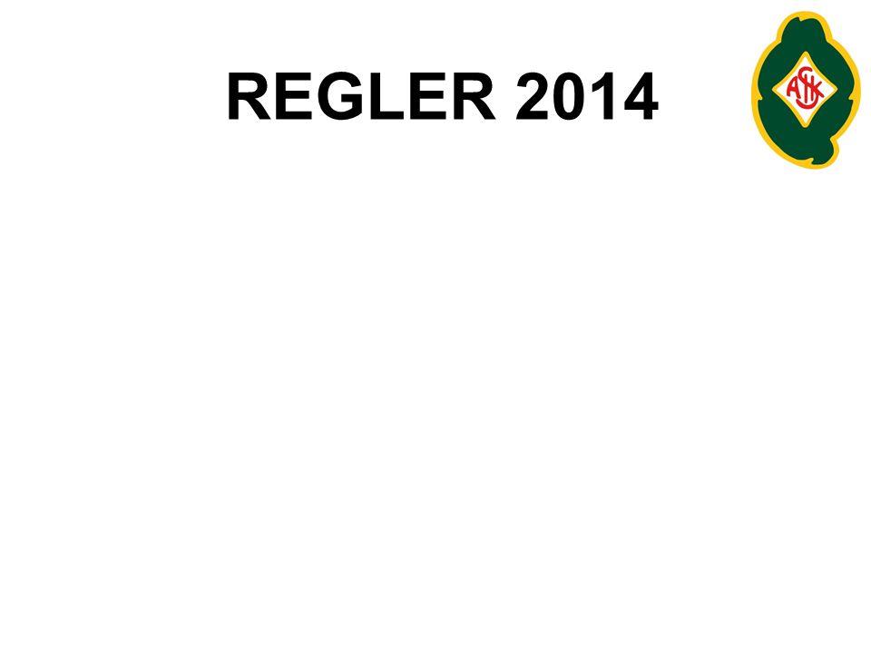 REGLER 2014