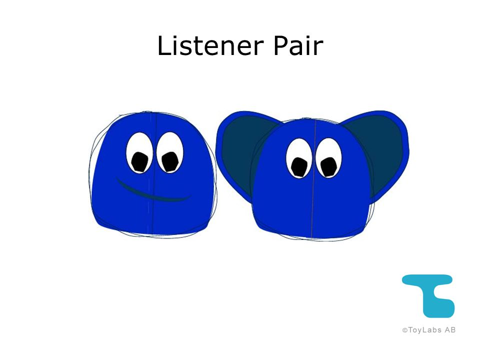 Listener Pair