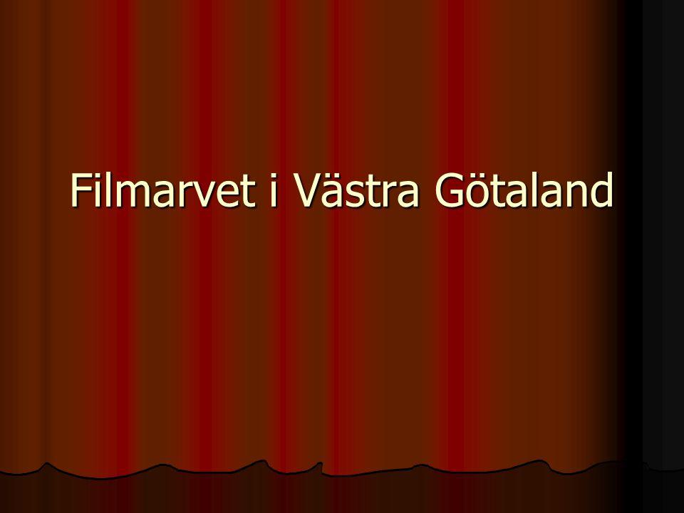Filmarvet i Västra Götaland