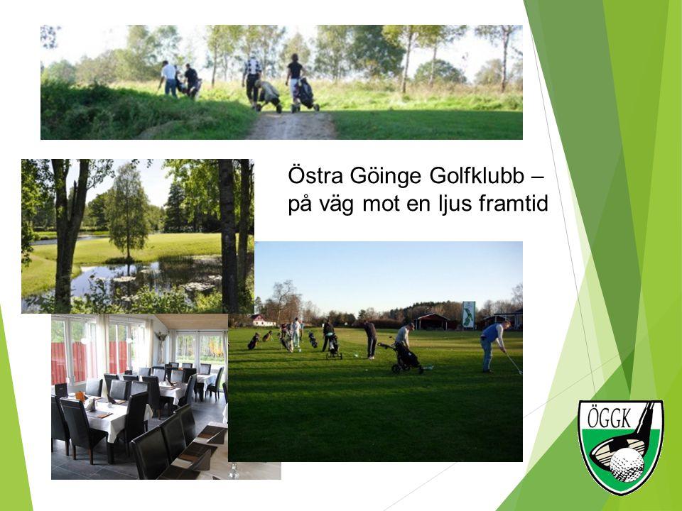 Östra Göinge Golfklubb – på väg mot en ljus framtid