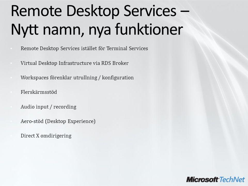 Demo RDS Web Access