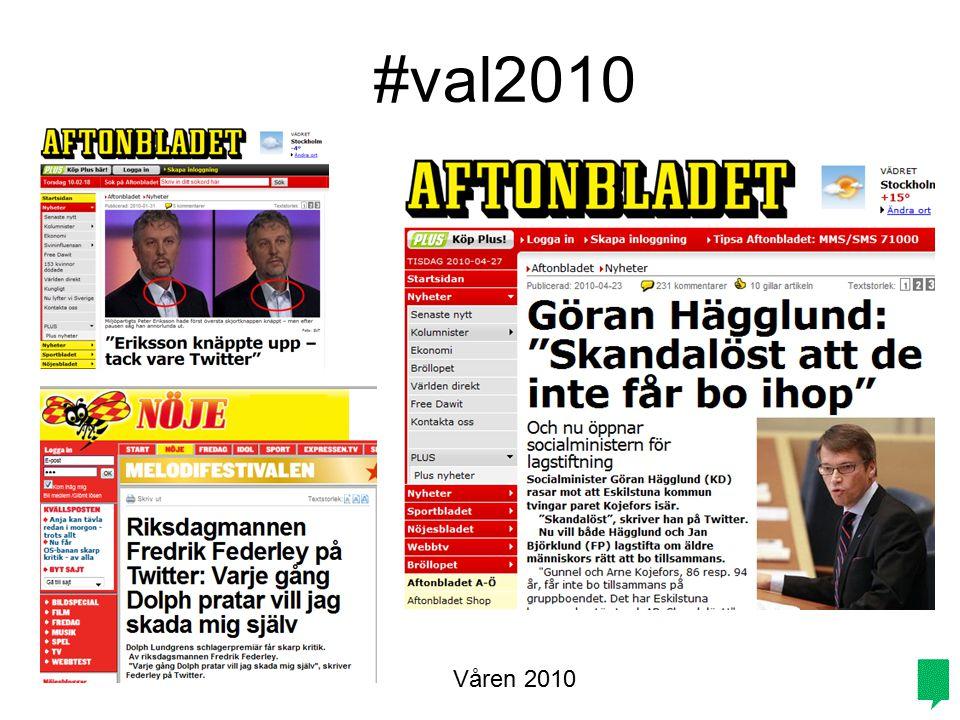 #val2010 Våren 2010