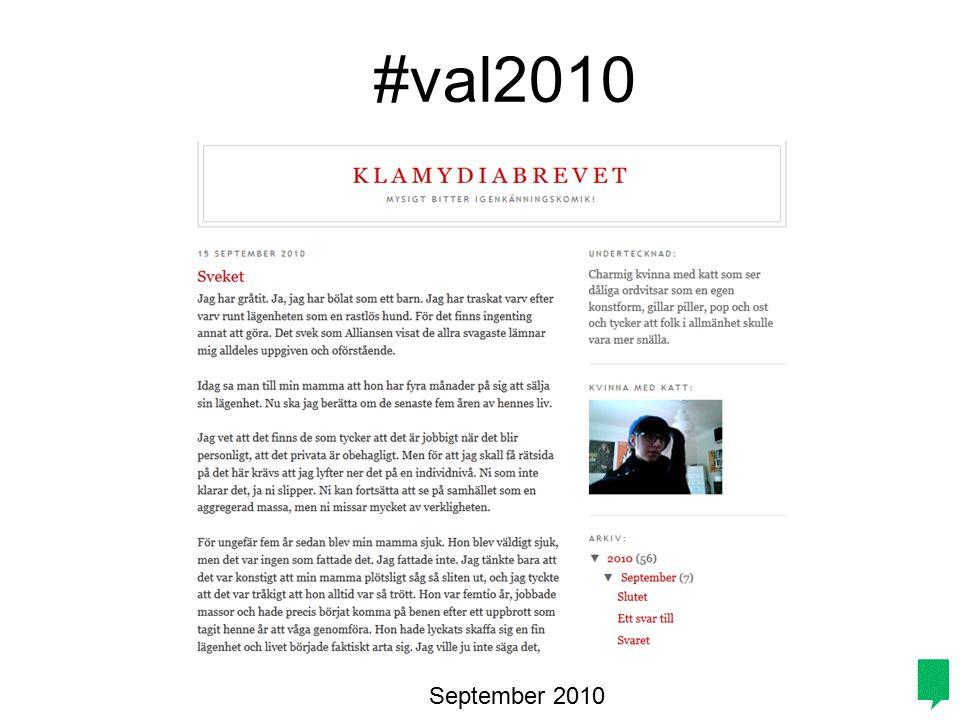 #val2010 September 2010
