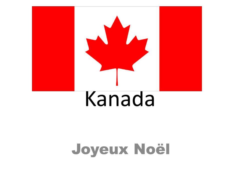 Kanada Joyeux Noël