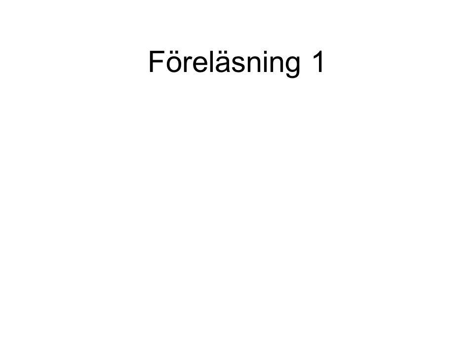 Innehåll Introduktion till objektorientering –OOP (objektorienterad programmering) –Objekt, instanser, klasser C++ –OO i C++ –Standardbibliotek –Utökningar från C (syntaktiskt socker)